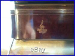 1939 Vintage Emerson Model CY269 Brown Bakelite Tabletop Tube Radio FOR PARTS