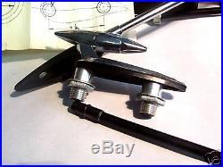1940's 50's Vintage REDBALL Top /Side RADIO ANTENNA 1931 Auburn Speedster