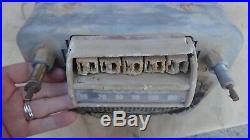 1947 1953 Chevy Truck RADIO Original GM pickup panel suburban