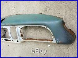 1951 1952 Chevy Dash Assembly Hot Rod Rat Lowrider Bomb Radio Speaker Glove Box