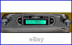 1953, 1954 Chevy Radio witho Push Button, USA-230, Classic Car Radio