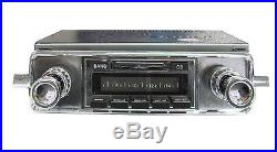 1958-1961 1962 1963 1964 1965 1966 1967 VW Bug Radio, USA-230, Classic Car Radio