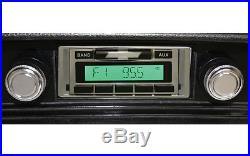1969, 1970, 1971, 1972 Chevelle Radio, USA-630, Classic Car Radio