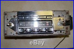 1969 Oldsmobile 69 Olds Delta 88 98 Delco Original Vintage AM/FM Wonderbar Radio