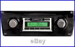 1977, 1978, 1979, 1980, 1981, 1982 Corvette Radio, USA-230, Vintage Radio