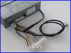 1980s VINTAGE ALPINE 7138L LW-MW-FM RADIO-CASSETTE DECK + CRADLE BRACKET
