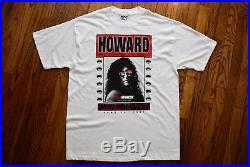 1994 Howard Stern private parts book movie vtg t-shirt 90s radio media king M/L