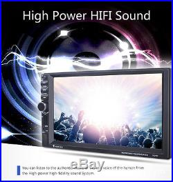 7 HD 12V Car GPS Navigation Car Bluetooth Stereo MP3 Player FM Radio IR control