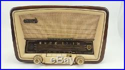 Antique Vintage Nordmende Elektra 57 USA Radio Parts Repair AS IS Telefunken