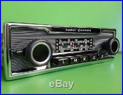 Autoradio Becker Europa LMKU, Vintage Classic Car Radio Mercedes, Porsche, Ferrari