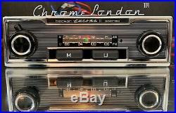 BECKER EUROPA II STEREO 662 Vintage Classic Car Radio WIRED MP3 MODERN INTERNALS