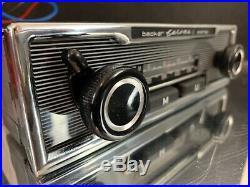 BECKER EUROPA II STEREO 662 Vintage Classic Car Radio WIRED
