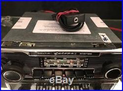 BECKER EUROPA STEREO 772 Vintage Classic Car FM Radio BLUETOOTH MODERN INTERNALS