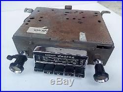 BECKER EUROPA vintage car radio