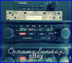 BLAUPUNKT BAMBERG ELECTRONIC Vintage FM Radio Cassette +MP3+MIC+MEM BOX Warranty