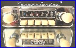 BLAUPUNKT FRANKFURT STEREO IVORY Vintage Classic Car FM RADIO +MP3 1 YR WARRANTY