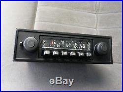 Blaupunkt FRANKFURT VINTAGE CAR RADIO 7636642010 | Vintage