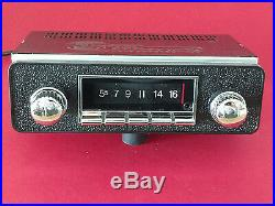 Blaupunkt Frankfurt Vintage Classic Style Car Radio AM FM iPod Bluetooth USB AUX