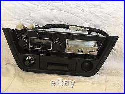 Datsun 280ZX vintage analog radio (WORKING!)