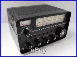 Drake 2-B Vintage Ham Radio Receiver for Parts or Restoration SN 2609