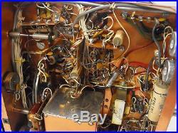Drake 2-B Vintage Ham Radio Receiver for Parts or Restoration SN 7954