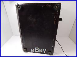 EF Johnson Valiant Vintage Ham Radio Transmitter for Parts or Restoration