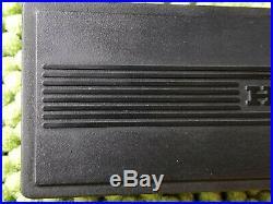 Genuine 1980s Honda Radio Block Off Plate OEM Civic CRX Single DIN rare vintage