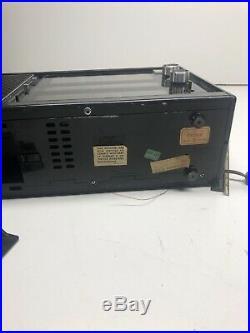 Grundig Satellit 2000 Transistor Radio Vintage Parts Repair
