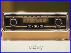 Grundig Weltklang 2001 Vintage Car Radio Vw Ghia T1 T2 Bug