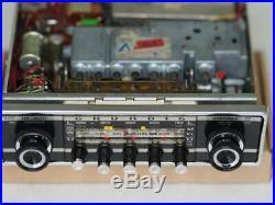 Grundig Weltklang 4500 classic car radio 6v / 12v vintage autoradio