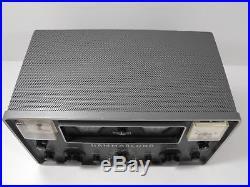 Hammarlund HQ-100A C Vintage Ham Radio Receiver for Parts / Restoration SN 10138