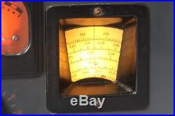 Hammarlund HQ-120X General Coverage Ham Radio Receiver Vintage Amateur for parts