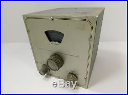Heath Heathkit VF-1 Vintage Ham Radio VFO 160-10 Meter for Parts or Restoration