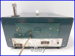 Heathkit GC-1A Mohican Vintage Ham Radio Receiver for Parts or Restoration