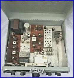 Heathkit SB-300 Vintage Ham Radio Receiver Untested for Restoration or Parts