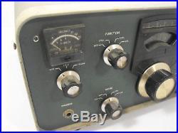 Heathkit SB-300 Vintage Ham Radio Receiver for Parts or Restoration SN R22680