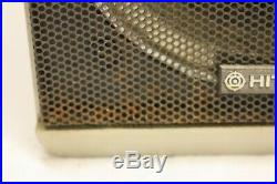 Hitachi Trk-9900w Am Fm Sw Radio Boombox Ghettoblaster Boombox Vintage For Parts