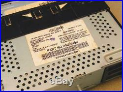 Kenworth PP102303 Sirius Satellite Radio Head Unit AS IS Vintage Parts CQ