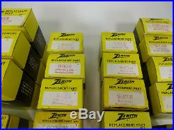 Lot 26x Surplus Vintage Zenith Replacement Parts / Boards TV / Radio / CRT