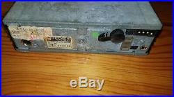 Mercedes bekker 612 radio cassette player R107 W126 W123 vintage works