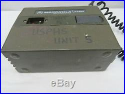 Motorola Handie Talkie FM Radio PT400 Portable Vintage For Parts Untested