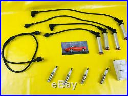 New + Genuine Vauxhall Calibra Vectra a C20NE 20NE Ignition Lead Set Bosch +