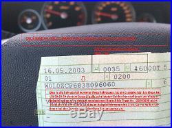 New + Original Bosch/Vauxhall Calibra 2,0 16V C20XE 150PS Air Flow Meter NOS OE
