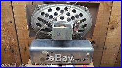 Nos In Box 1951 52 Chevrolet Car Radio Bel Air Convertible New Old Stock Vtg Old