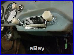 PORSCHE 356 Vintage Style AM FM iPod Car Radio Classic