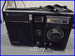 Panasonic RF-B300 SW Double SUPERHETERODYNE Radio Parts Repair