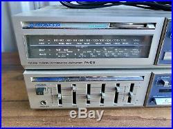 Pioneer FA-C5 Amplifier Amp Vintage Boombox GhettoBlaster Parts CK-3 CK-5F CT-C7