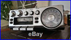Pioneer KP-500 Vintage Car Stereo Radio / Cassette Player Super Tuner Withmount