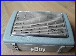 RARE Vintage Blaupunkt Derby Under Dash or Portable Radio For parts or repair