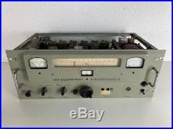 Rohde und Schwarz Tube Receiver ESB BN-1508/100 (FOR PARTS ONLY)